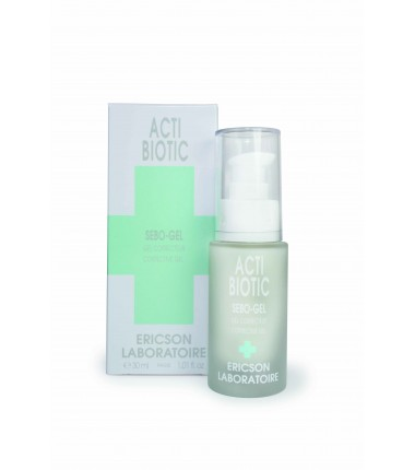 E 530 Acti-Biotic  Sebo-Gel...